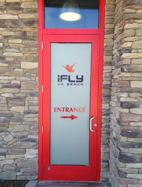 door graphics visit isle of wight lift door graphics
