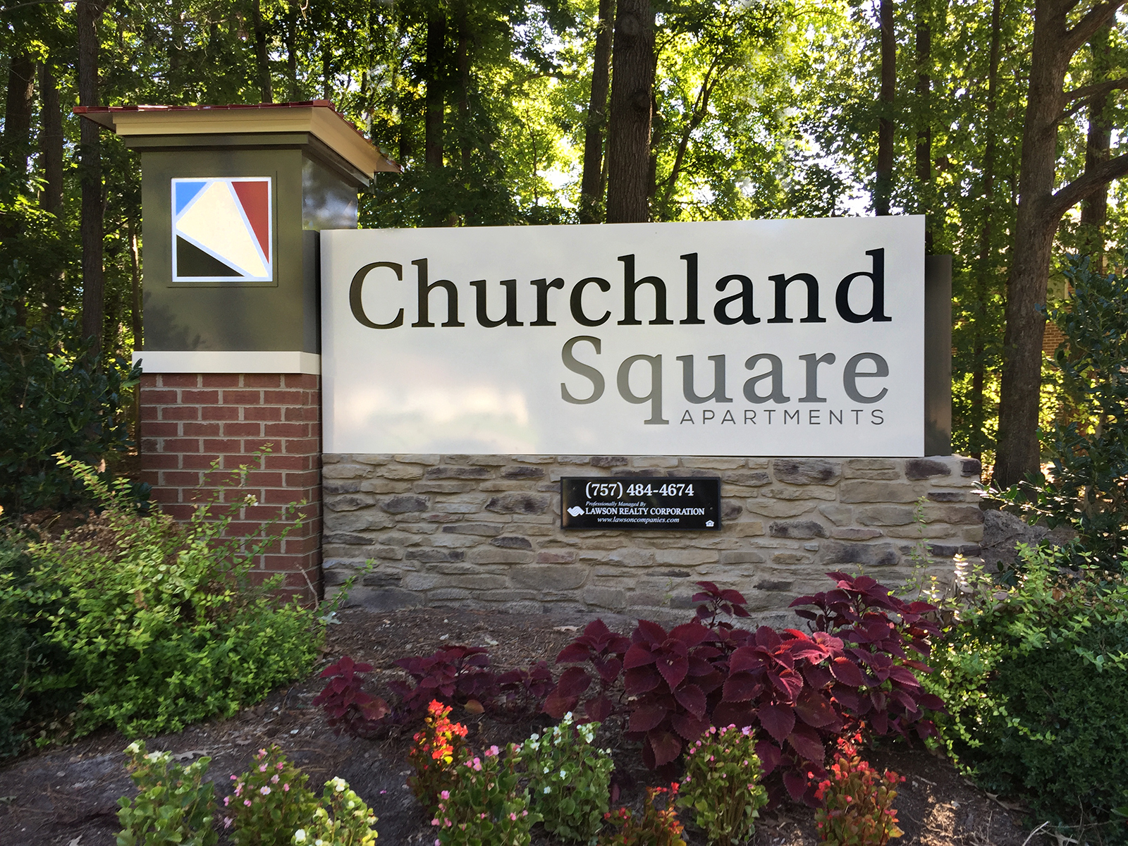 Churchland Square Apartments